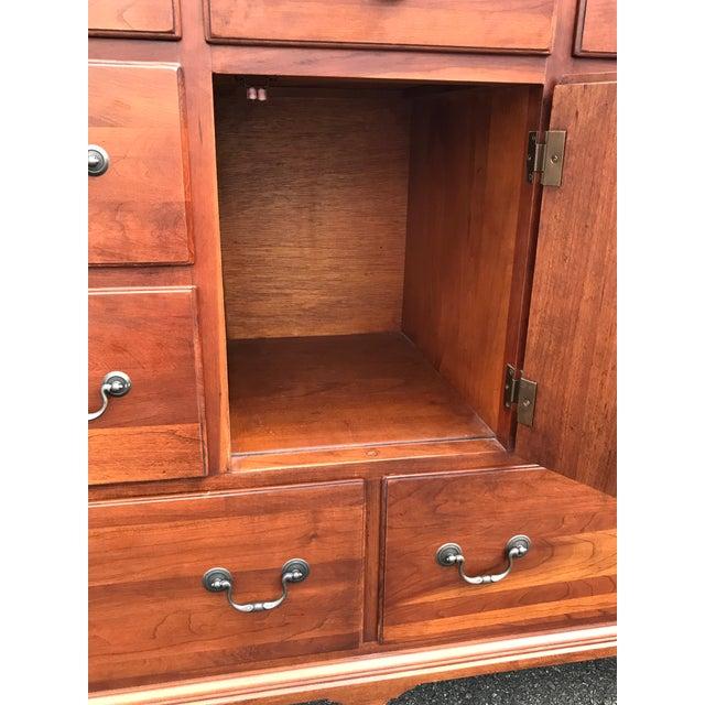 Brown Bob Timberlake by Lexington Furniture Sideboard Server Dresser For Sale - Image 8 of 10