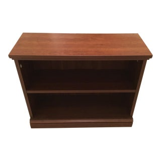 Oak Laminated Wood Bookshelf