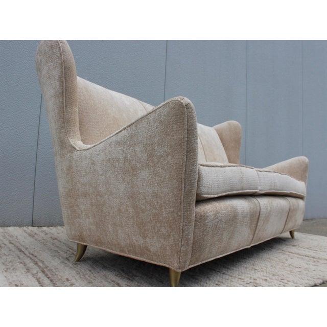 1950's Gio Ponti Style Italian Sofa - Image 7 of 8