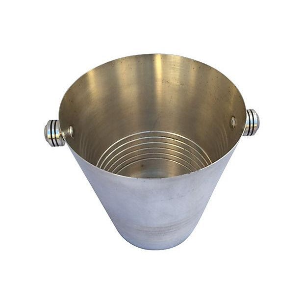 French Silver Plate Champagne Bucket - Image 4 of 6