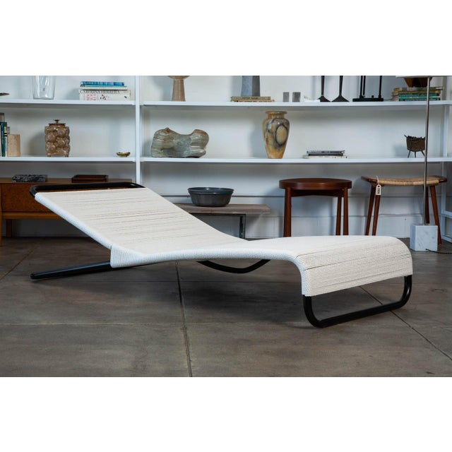 White Van Keppel-Green Chaise Lounge For Sale - Image 8 of 11