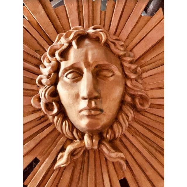 Le Roi Soleil Louis XIV Sculpted Head For Sale - Image 9 of 13