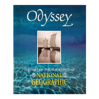 Odyssey - the Art of Photography at National Geographic 1988