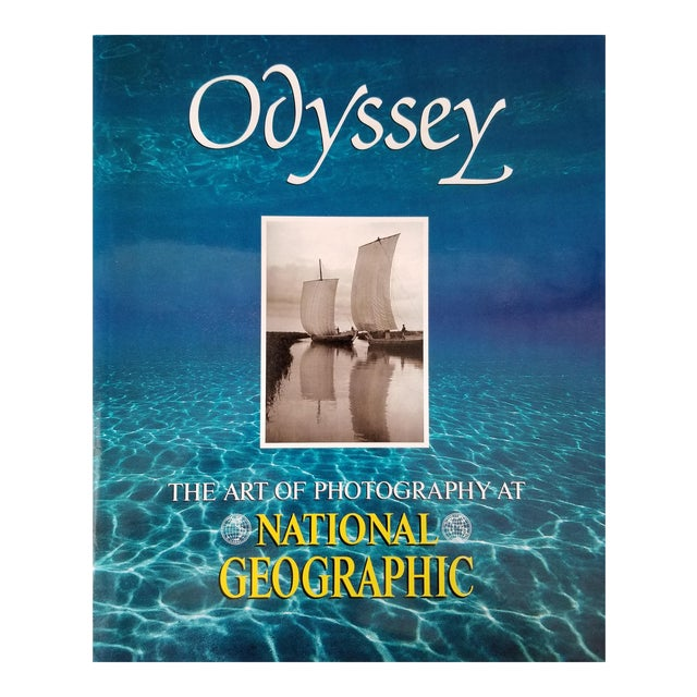Odyssey - the Art of Photography at National Geographic 1988 For Sale