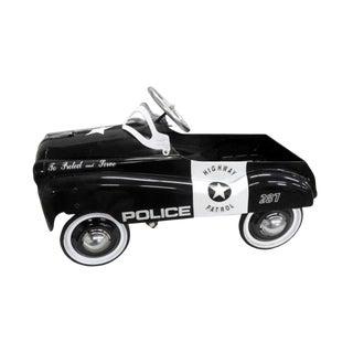 Glide Ride Retro Highway Patrol Pedal Car For Sale