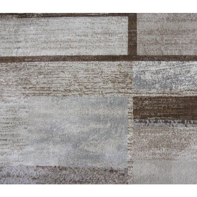 "Brown Neutral Rug - 8' X 10'7"" - Image 5 of 6"