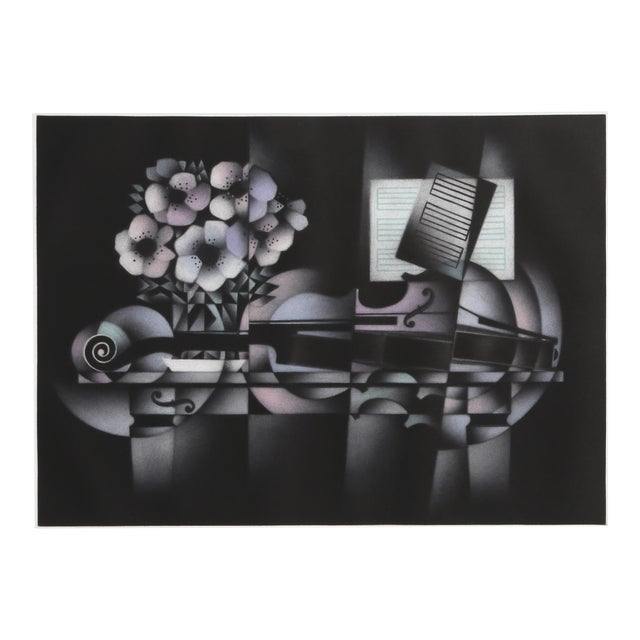 Avati, Le Souvenir, Mezzotint For Sale