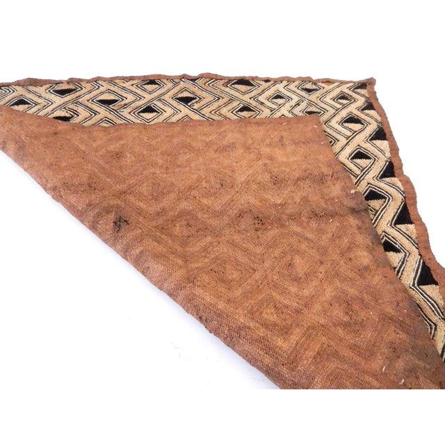 Kuba Kasai African Textile - Image 3 of 3