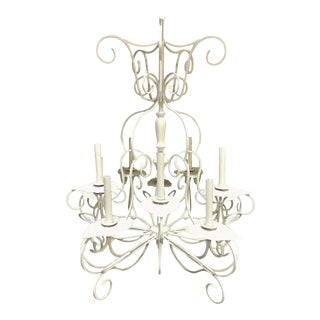 Lily Pad Chandelier For Sale