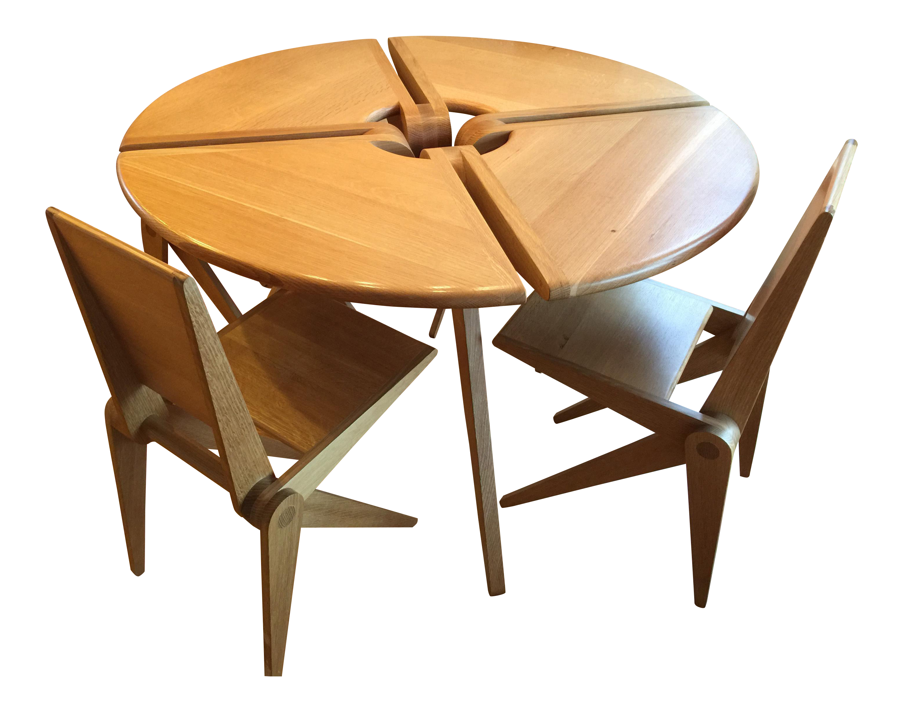 Vintage & Used Dining Table & Chair Sets