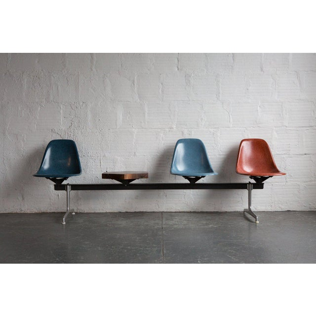 Custom Eames Airport Bench - Image 2 of 5