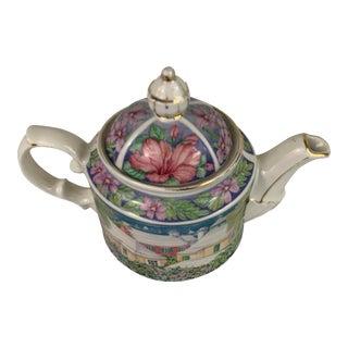 English Tea Pot For Sale