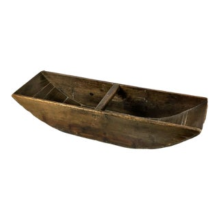 19th Century Chinese Harvest Box Basket For Sale
