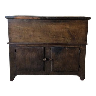 "Tuscan Antique ""Madia"" Cabinet For Sale"