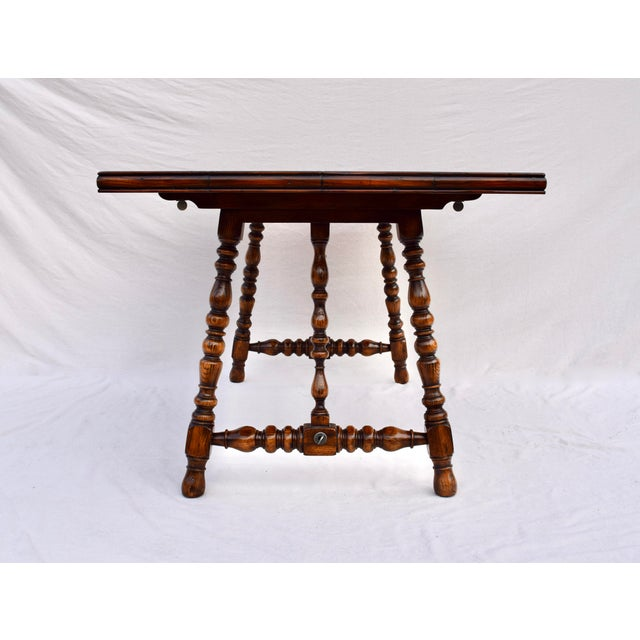 2010s Spanish Colonial Style Dining Table by ABC Carpet & Home Center For Sale - Image 5 of 9