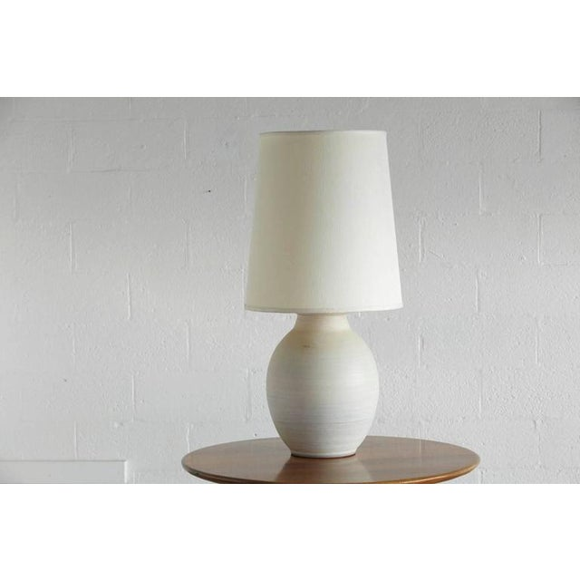 Sophisticated large italian cream colored ceramic table lamp decaso large italian cream colored ceramic table lamp image 9 of 9 aloadofball Images