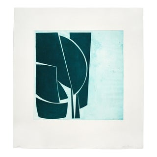 "Joanne Freeman ""Covers 1 Viridian"", Print For Sale"