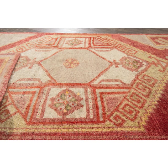 "Apadana - Vintage Turkish Anatolian Rug, 3'3"" x 10'3"" For Sale - Image 4 of 7"