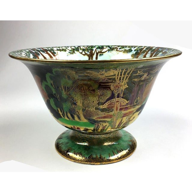 Daisy Makeig-Jones was at Wedgwood 1909-1931, and became the lead designer of the Fairyland Lustre line in 1914. The...