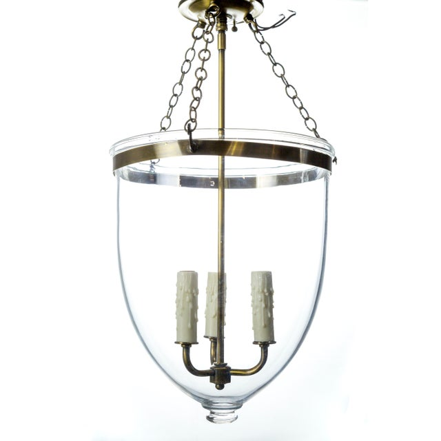 Traditional Style Contemporary Bell Jars (4 Available) For Sale - Image 9 of 9