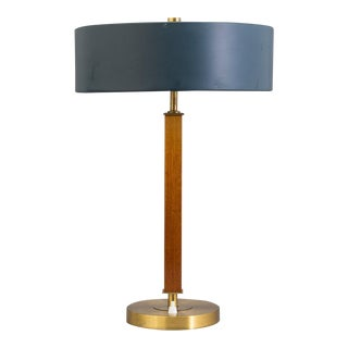 Table Lamp by Einar Backstrom, 1940s For Sale