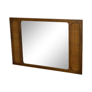 Conant Ball Russel Wright Design Mid Century Modern Mirror For Sale