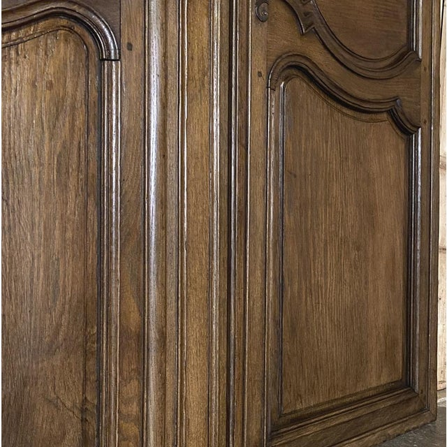 Pair Plaquards ~ Armoire or Cabinet Doors, 19th Century For Sale - Image 9 of 12