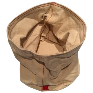 West Elm Canvas Bread Bag For Sale