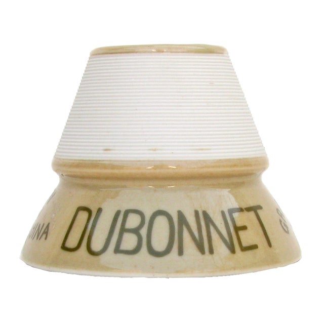 Early 20th Century French Dubonnet Bistro Match Striker For Sale - Image 5 of 5