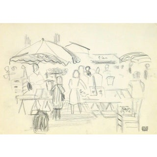 Maurice Porte, French Market For Sale