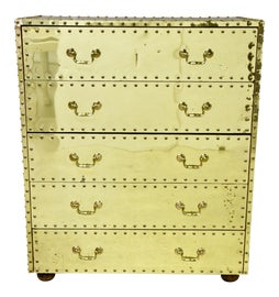 Image of Gold Dressers and Chests of Drawers