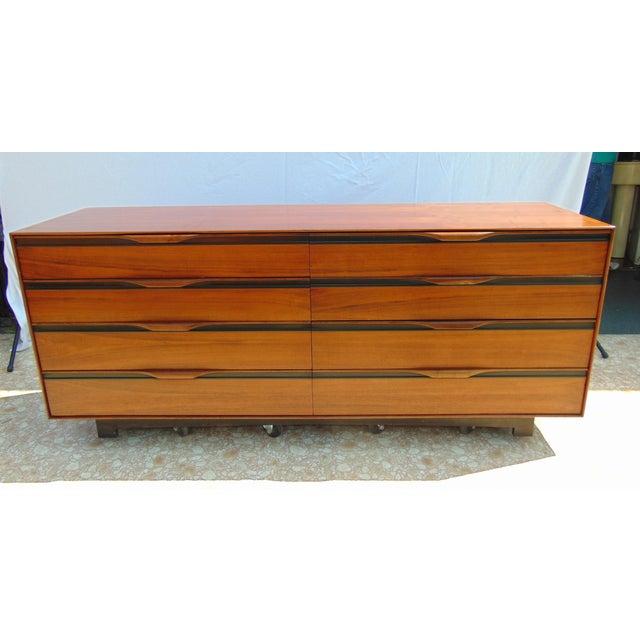 Glenn of California Walnut Dresser - Image 2 of 11