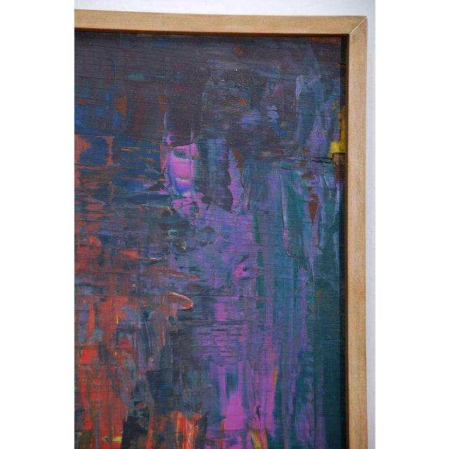 Abstract Abstract Oil in Board For Sale - Image 3 of 5