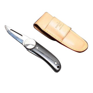 Vintage Louis Vuitton America's Cup Pocket Knife With Case