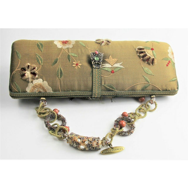 Contemporary Mary Frances Purse For Sale - Image 3 of 9