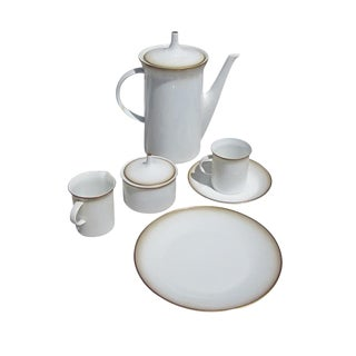 Vintage Kontrollstelle for Rosenthal Germany Beverage Service - 54 Piece Set