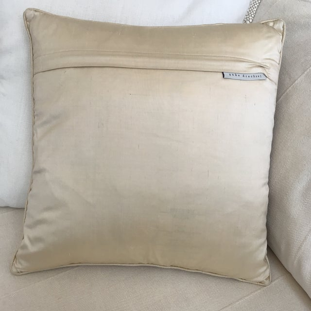 Cottage ABC Home Anke Drechsel Throw Pillow For Sale - Image 3 of 7
