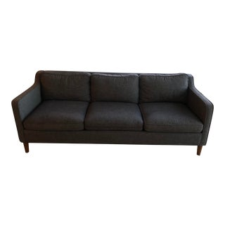 West Elm Hamilton Sofa For Sale