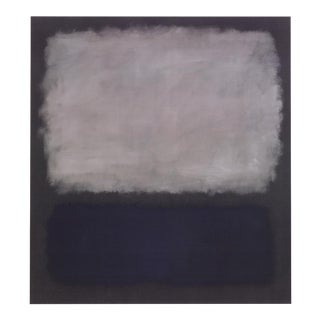 Mark Rothko, Blue & Gray, Edition: 800, Offset Lithograph, 2015 For Sale