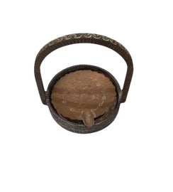 Image of Copper Ashtrays and Catchalls