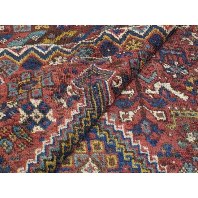 """Shiraz """"Birds"""" Carpet For Sale - Image 9 of 10"""