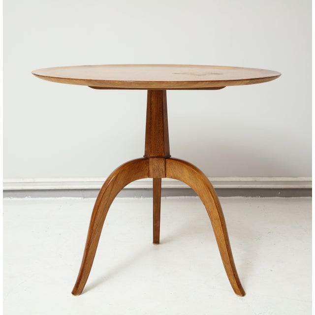 Edward Wormley Edward Wormley for Dunbar End Table For Sale - Image 4 of 10