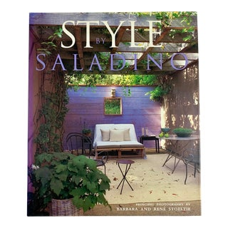 Style by John Saladino, Design, Decor Book, 1st Edition 2000 For Sale