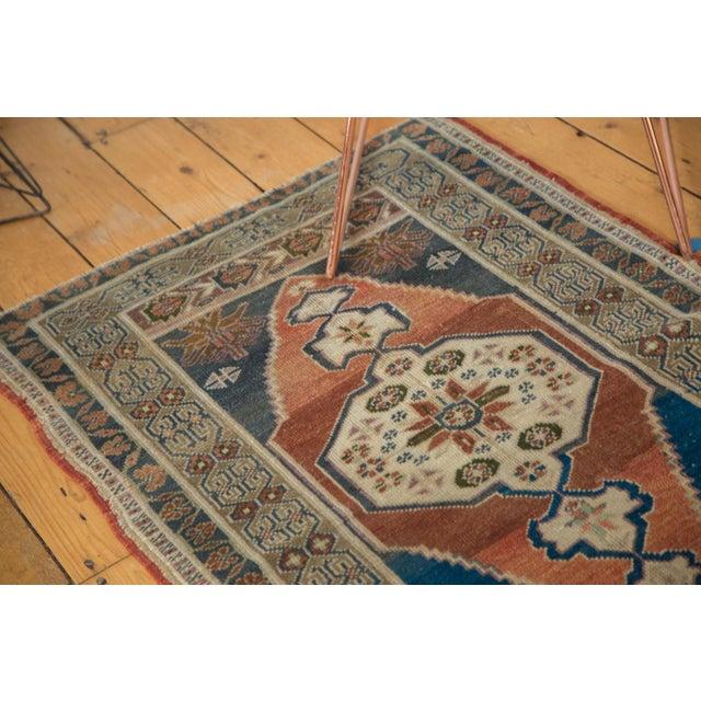 "Islamic Vintage Oushak Rug - 2'8"" x 4'2"" For Sale - Image 3 of 10"