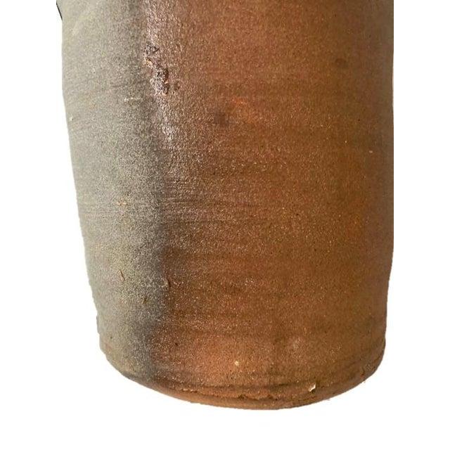 Late 20th Century Vintage Kirke Martin Textured Ceramic Jug For Sale - Image 5 of 6
