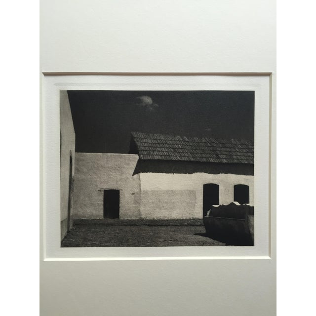 Paul Strand Attributed Photogravure Mexico, 1940s - Image 6 of 6