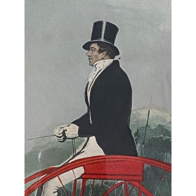"""Lord William"" Trotting Horse 1845 Aquatint For Sale In Tampa - Image 6 of 13"