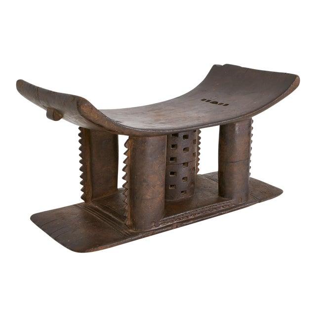 19th Century Asante Stool For Sale