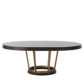 Mid-Century Modern Mitchell Gold Extending Dining Table