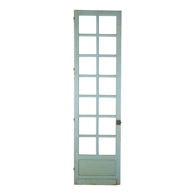 Pair of Antique French Original Paint Doors, Circa 1800s For Sale